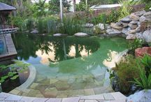 Pools & Fountains