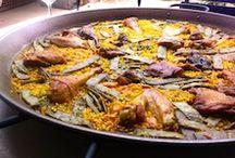 Paella valenciana ( la vrai ! )
