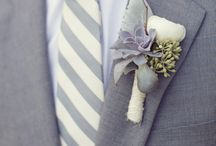 Boutonnieres & Coursages / wedding bouts and corsages