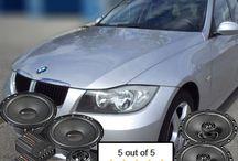 BMW Lautsprecher / Hier findest Du BMW Lautsprecher mit fahrzeugoptimierter Abstimmung die fahrzeugspezifisch sind und in die originalen Einbauplätze Deines BMW Modelles passen.