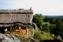 Safari Lodges of Uganda