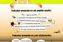 İnfografik / Türkçe infografikler.