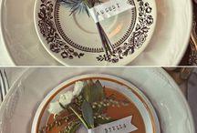 WEDDING ❁ GUEST TAG
