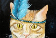 Chic&Fashionable Pet Portraits