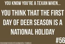 Texas LOVE / by Kathy Jones ~ Dust Bunny Trail