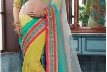 Designer Sarees / Looking for the perfect Designer Saree for a grand occasion? Buy a brand new Designer Saree from the trendy Designer Saree Collection at Heenastyle online store. Buy latest fashion designer sarees online @ low discounted price.  http://www.heenastyle.com/designer-sarees
