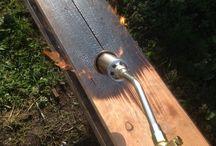 Úprava dřeva
