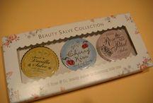 Compritas recientes en ASOS: Beauty Salve Collection de Rose and Co. y Sombra Diamond Lil de STILA...