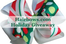Giveaways / by Hairbows.com