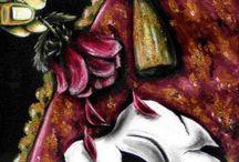 Il cuore e la maschera / Il mio romanzo d'esordio e tutto ciò che lo riguarda