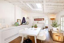 Inspirationen für die Dachgeschosswohnung / Dachschrägen und ein toller Ausblick machen Wohnungen unter dem Dach zu einem stylischen Refugium für Romantiker. Für deren Einrichtung ist jedoch einiges an Kreativität gefragt. Wir haben für Sie die schönsten Ideen gesammelt!