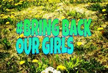 #Bring our girls back!