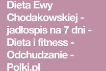 Dieta chodakowska