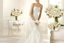 Wedding gowns we carry