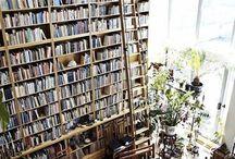 Libraries  / by Sarah Pettigrew