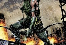 Green Arrow / The comic, the show, it's about changing who you are.  / by David Lawrence