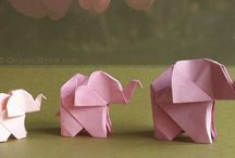 Origami / just because