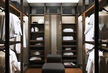 Garderoba - Inspiracje / wyglad i wyposazenie gaderoby