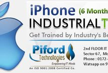 iPhone Training Chandigarh / Piford Technologies is a USA based Software Development Company and provide Six Weeks & 6 Months iPhone Training in Chandigarh