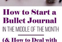 Bullet Journal ♂️