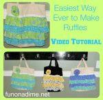 sewing-totes, bags & purses
