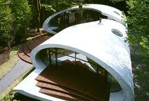 Architectuur / by Ulrich Tallieu