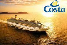 Costa Cruceros / Las mejores fotos de los cruceros Costa