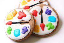 Decorated cookies / by Beth Hagen