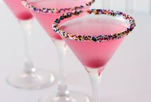 Drinks and Party ideas! / by Ashley Sanders