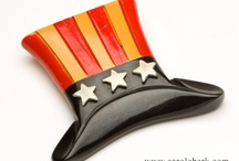 Patriotic Jewelry and Accessories