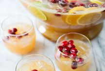 Drink Up!!! / Adult drinks and non-alcoholic beverages that are sure to refresh the palate.