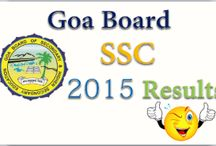 Goa Board SSC Result 2015