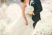Foto's bruiloft / Ideeën voor de fotoreportage