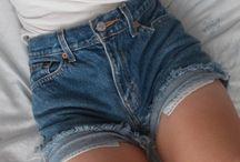 Long trousers/Shorts/Jeans/Sweatpants/Skirt