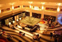 Hotel Le Meridien, New Delhi