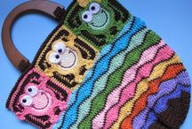 Crochet Patterns - Bags, Etc.