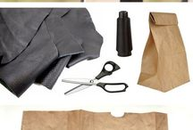 Bags for akclothingbrand