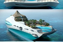 Stunning Yachts