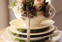 virágdekorációk