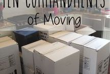 Moving Tips / These moving tips will save you hours, maybe even days! Save money, save time and have a stress free move.