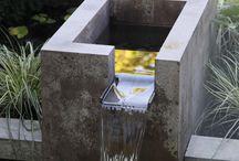 Fountain labyrinth