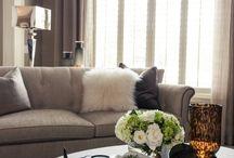 Living Room / by Andrea Shuman