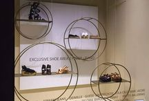 display shose