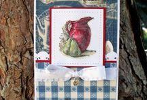 Home Made / Cards I have made for Splitcoast Stampers challenges, Send Love Today and friends