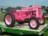 John Deere Pink - Passion