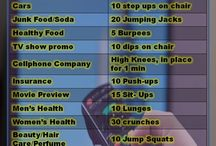 Fitness / by Steps Fitness Studio