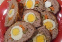 Meatloaf  / Gehaktbrood