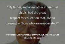long walk to freedom Nelson Mandela