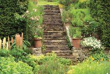 Rincones con encanto jardines patios porches terrazas - Terrazas con encanto ...