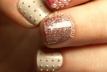 MagicalMakeup&NiftyNails / by Mary Vogel